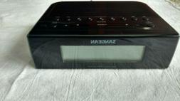 Sangean RCR-5 Digital AM/FM Clock Radio  New in Box