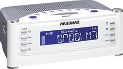 Sangean RCR-22 AM/FM Tuning Clock Radio