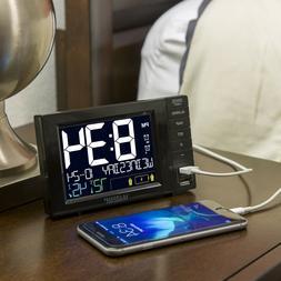 La Crosse Technology S85906 Desktop Dual USB Charging Statio
