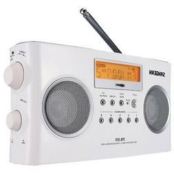 Sangeanr Prd5 Dgtl Port Rcvr Radio Wht