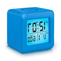 Clocks for Kids,Digital Alarm Clocks,12/24 Hours,Large Numbe
