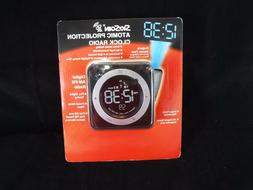 SKYSCAN Sky Scan 31403 Atomic Clock AM/FM Radio with Project