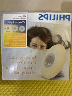 Philips Sleep Wake-up Light with Sunrise Simulation Alarm Cl