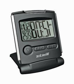 Westclox Slim Fold Up Travel Alarm Clock