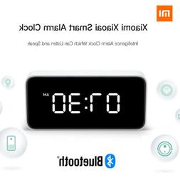 Xiaomi Smart Digital Music Alarm Clock LED Night Light Bluet