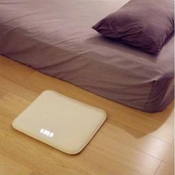 Smart Mat Clock Alarm Pressure Sensitive You Wakes Up Rug Di
