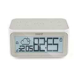 Oregon Scientific Smart Weather Clock - WiFi Bluetooth Hi-Fi