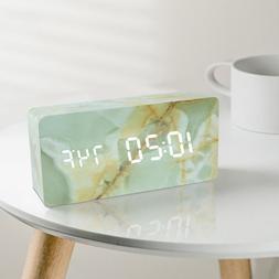Snooze Multifunction LED <font><b>Alarm</b></font> <font><b>