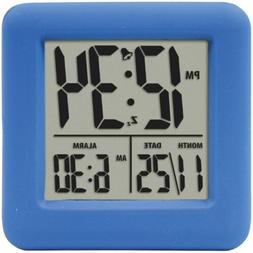 EQUITY BY LA CROSSE Equity By La Crosse Soft Cube Lcd Alarm