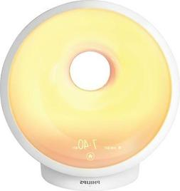Philips Somneo Sleep and Wake-up Light Therapy Lamp, with Su