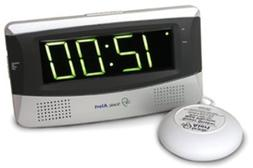 Sonic Boom Alarm w/ AM/FM Radio