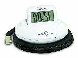 Sonic Shaker SBP100 Vibrating Travel Alarm Clock - Hard of H