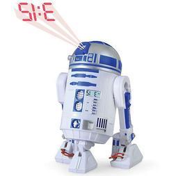 STAR WARS - R2D2 LED ALARM CLOCK