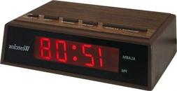 Startime .6Led Wd Alarm Clock