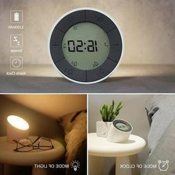 LED Alarm Clock, Jayol Digital Alarm Clock LED Light, Rechar