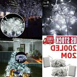 Birthday Wedding 40 LED Star String Lights Indoor Party Bedr