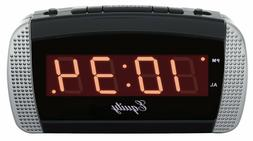 Super Extremely Extra Loud Alarm Clock for Very Heavy Sleepe
