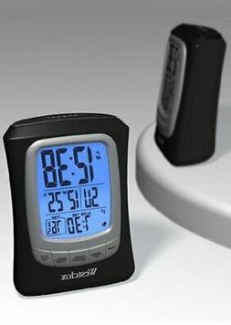 BLK LCD Alarm Clock