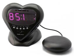 Sonic Alert Sweetheart Alarm Clock with Super Shaker  SBH400
