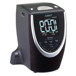 Timex T313B Auto-Set Dual-Alarm Clock Radio