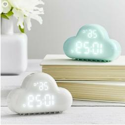 Pottery Barn Teen Cloud Alarm Clock New w/o box