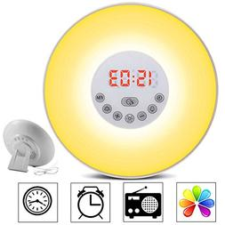 totobay Wake Up Light, {2nd Generation} Sunrise Simulation S