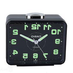Casio TQ218-1D Table Top Travel Alarm Clock