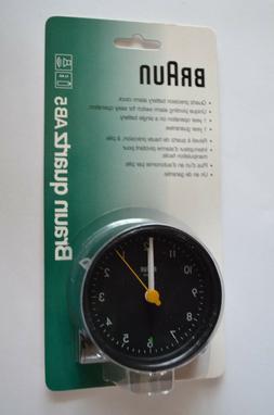 Braun Travel Alarm Clock - Quartz AB5