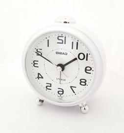 Casio Traveler Small Alarm Clock TQ149-7 TQ149 White Daily a