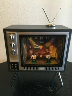 TV JAZZ TELEVISION NOVELTY ALARM CLOCK