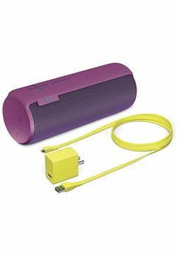UE MEGABOOM Logitech Plum Purple Wireless Speaker Ultimate E