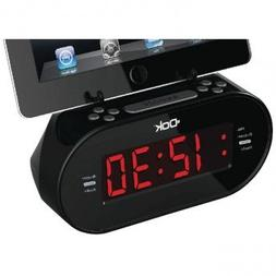Universal Charger with Alarm Clock