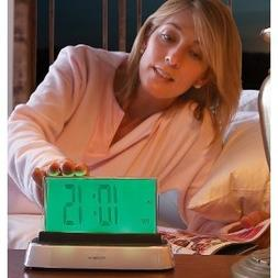 Moshi Voice Interactive Talking Alarm Clock