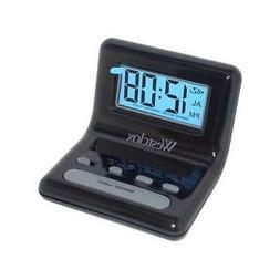 Westclox 47538a Bedside Digital Alarm Clock With Digital LCD