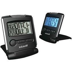 WESTCLOX 72028 Fold-up Travel Alarm Clock