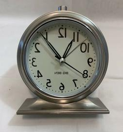 WESTCLOX 47602 Westclox Analog Metal Big Ben Alarm Clock