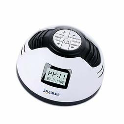 NURSAL White Noise Machine, Sleep Sound Machine Alarm Clock