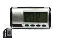 Eyeclub Wi-Fi Hidden Camera Alarm Clock Full HD 1080P Home S