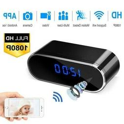 1080P Spy Camera WiFi Hidden Wireless Night Vision Security