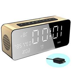 Orionstar Wireless Alarm Clock Radio Speaker with HD Sound B