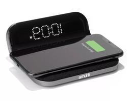 iHome Wireless Charging Alarm Clock