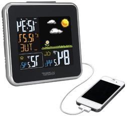 wireless forecast station