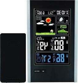 Wireless Weather Station with Indoor / Outdoor Wireless Sens