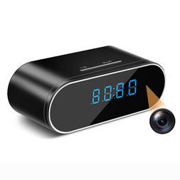 Wireless WIFI Camera <font><b>Clock</b></font> 1080P Z10 Min