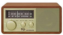 Sangean WR-11SE AM/FM Table Top Radio 40th Anniversary Editi