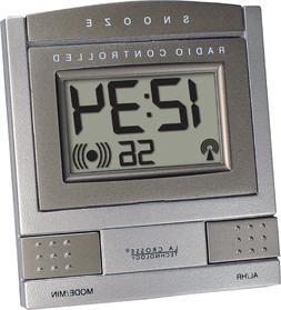 WT-2171U-BZ La Crosse Technology Atomic Digital Travel Alarm
