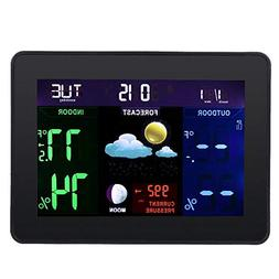 yigeyi wireless projector alarm clock